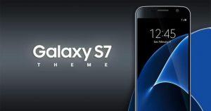 Theme -- Galaxy S7 Apk Newest v2.0.0 free download