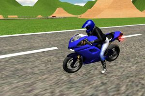 Motorcycle Driving 3D apk newest v1.4.0 Free Download