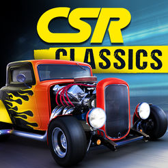CSR Classics 3.0.1 Mod Apk For Android Free Download