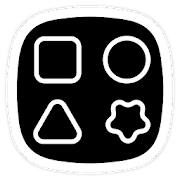 Rounded Lines White UI-Icon Pack 3.0 Mod Apk Free Download