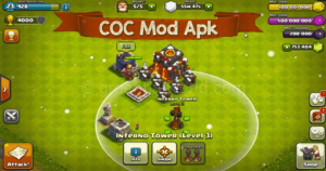 Clash of Clans Mod APK Cracked MOD Free Download Latest
