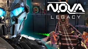NOVA Legacy APK Cracked MOD Free Download Latest