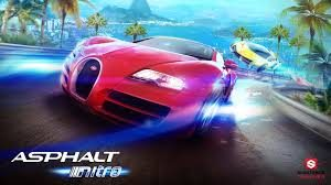 Asphalt Nitro APK Cracked MOD Free Download Latest