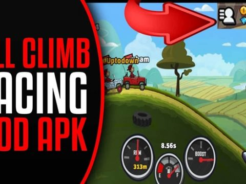 Hill Climb Racing APK Cracked MOD Free Download Latest