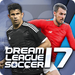 Dream League Soccer 2017 APK Cracked MOD Free Download