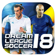 Dream League Soccer 2018 APK Cracked MOD Free Download