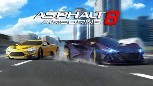 Asphalt 8 Airborne APK Cracked MOD Free Download Latest